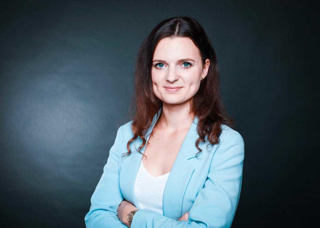 Marie Enkelmann | Personalreferentin | celver AG - Karriere